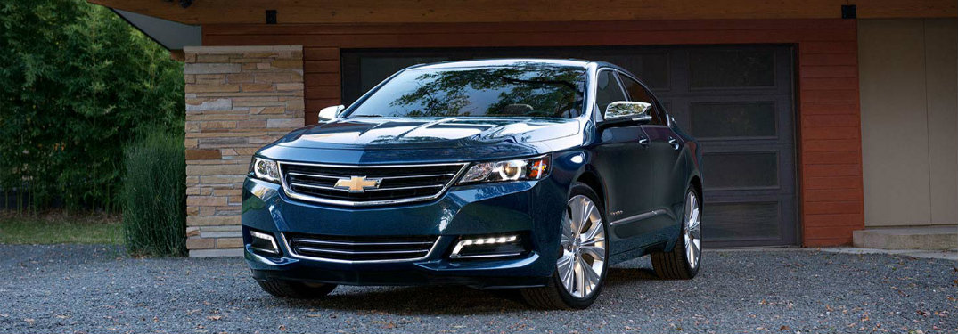 How much horsepower does the 2018 Chevy Impala have?