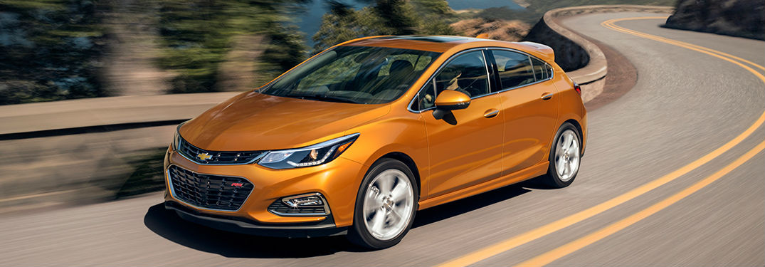 2018 Chevy Cruze Interior Features and Entertainment Options
