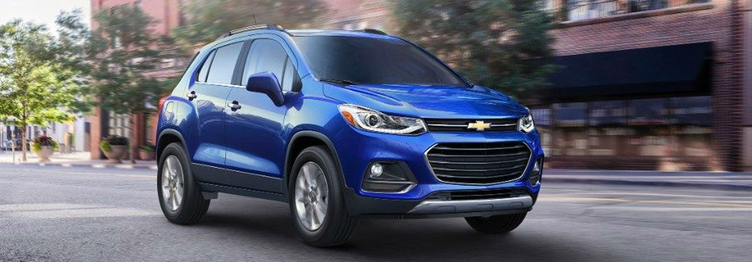 How much space is inside the Chevy Trax?