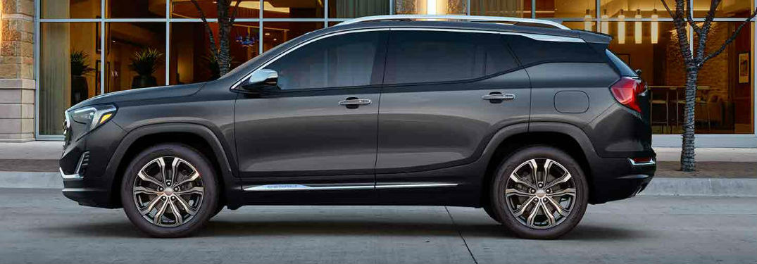 Gmc Acadia Towing Capacity >> 2018 Gmc Terrain Denali Engine Specs And Towing Capacity