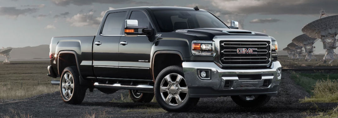 2018 GMC Sierra 3500 HD Engine Specs and Towing Capacity