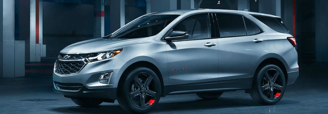 2019 Chevy Equinox Color Options
