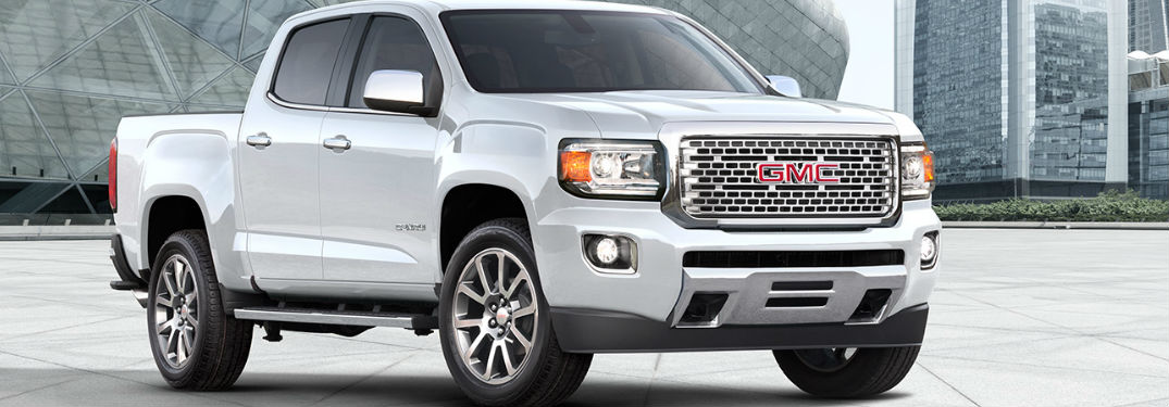 Gmc Canyon Towing Capacity >> 2019 Gmc Canyon Engine Specs And Towing Capacity