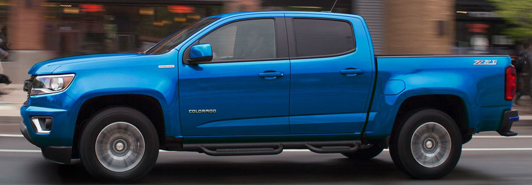 How powerful is the new Colorado?