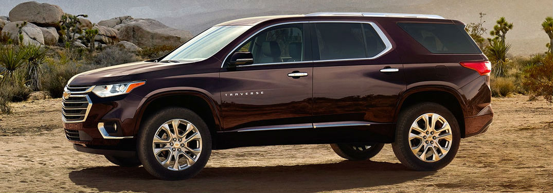 How powerful is the 2020 Chevy Traverse?