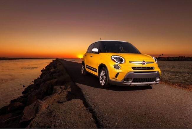 Is the Fiat 500L in danger? Watch and find out!