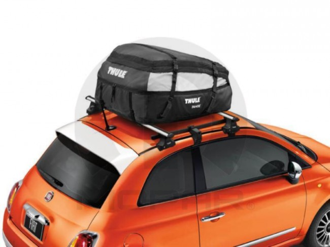 Need more space? This cargo rack should take care of it!