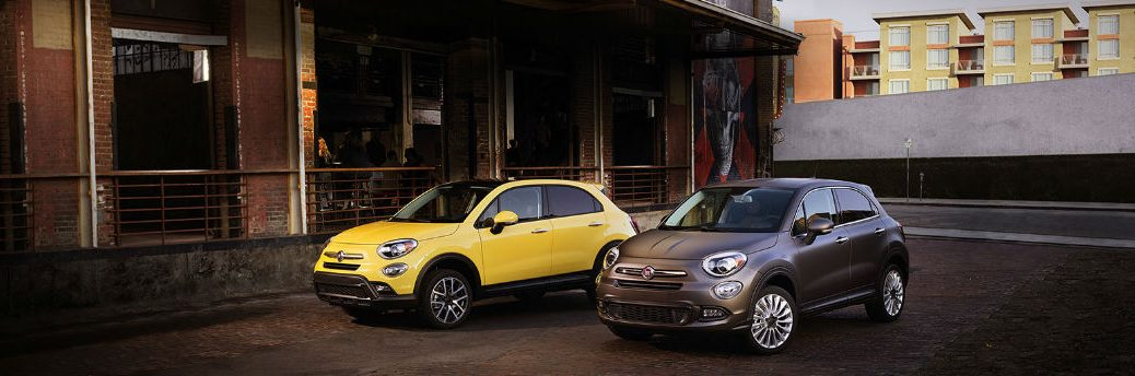 How much does the Fiat 500X cost?