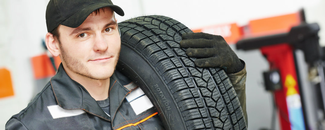 Best Time of Year to Buy New Tires