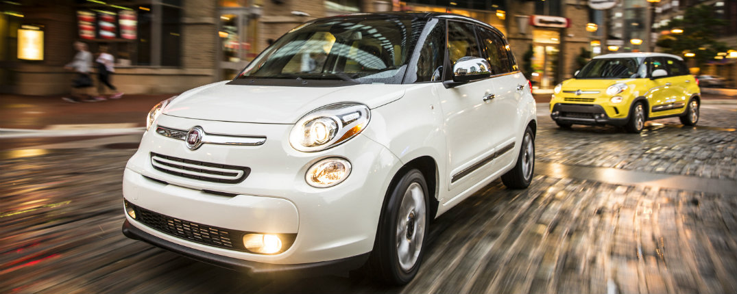 Why a Fiat is the Perfect City Car