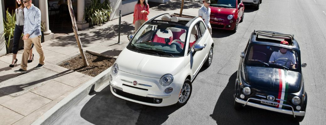 2017 Fiat 500 vs 500L Engine Specs