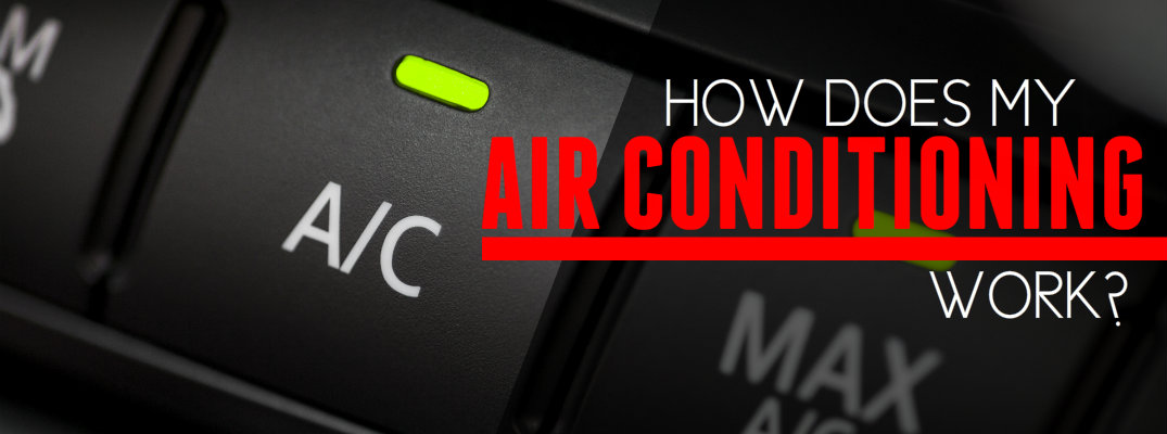 How Does The Air Conditioning Work in a Car?