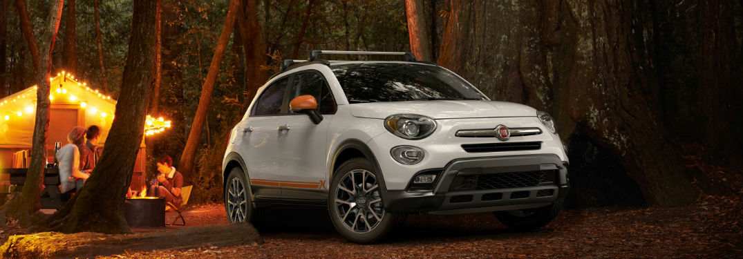 Check out the all-new Fiat 500X Adventurer Edition!