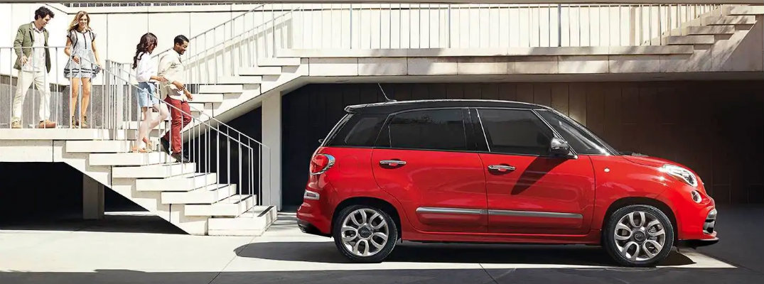 What are the Differences Between the 2019 and 2018 Fiat 500L?