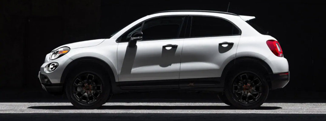 What are the Available Color Options for the 2019 Fiat 500X?