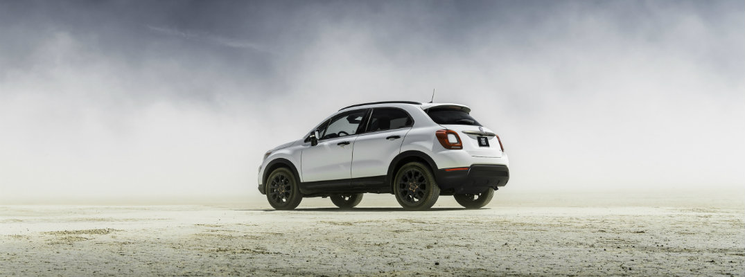 What's Offered with the 2019 Fiat 500X Urbana Edition?