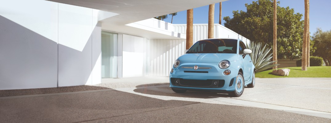What's Offered with the 2019 Fiat 500 1957 Retro Edition?
