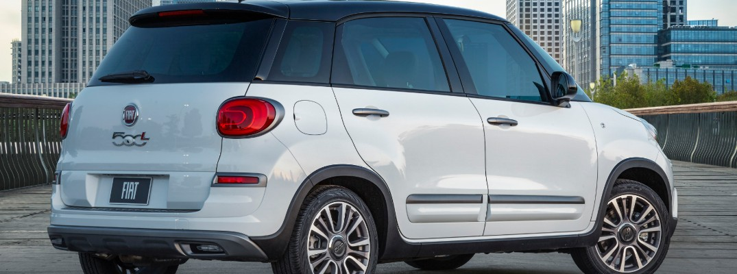 What's New with the 2020 Fiat 500L Minivan?