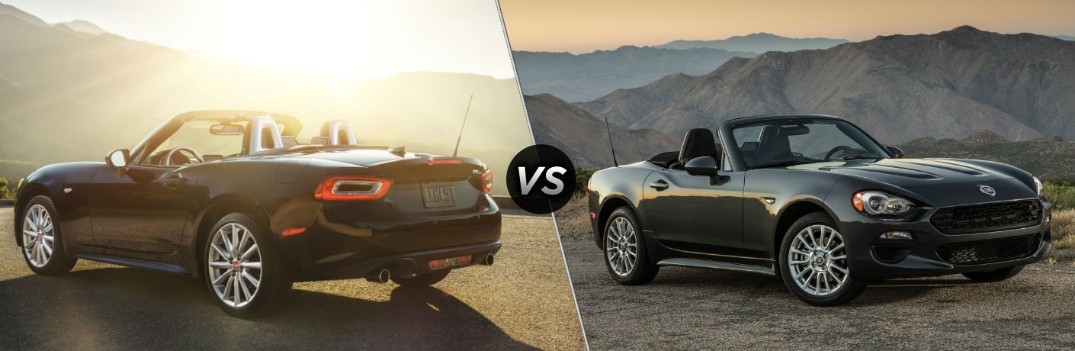 What are the Differences Between the 2020 and 2019 Fiat 124 Spider?