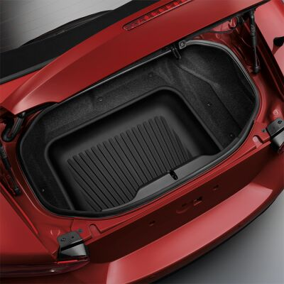 Image of the trunk liner for the All-Weather Plus Group by Mopar® Package