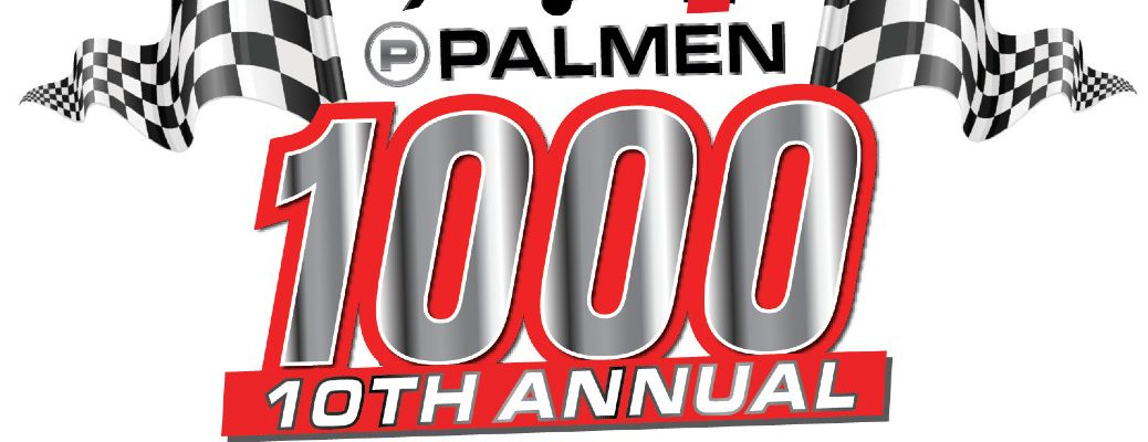 Palmen 1000 10th Annual sales event banner