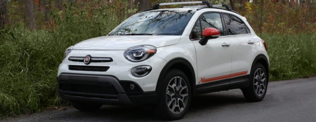 What's Included in the 2020 Fiat 500X Adventurer Edition?