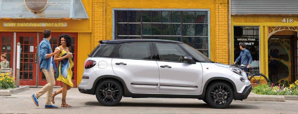 What's Included in the 2020 Fiat 500L Popular Equipment Group?