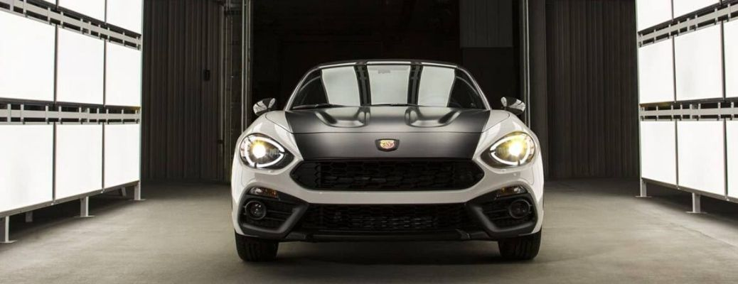 Fiat front view