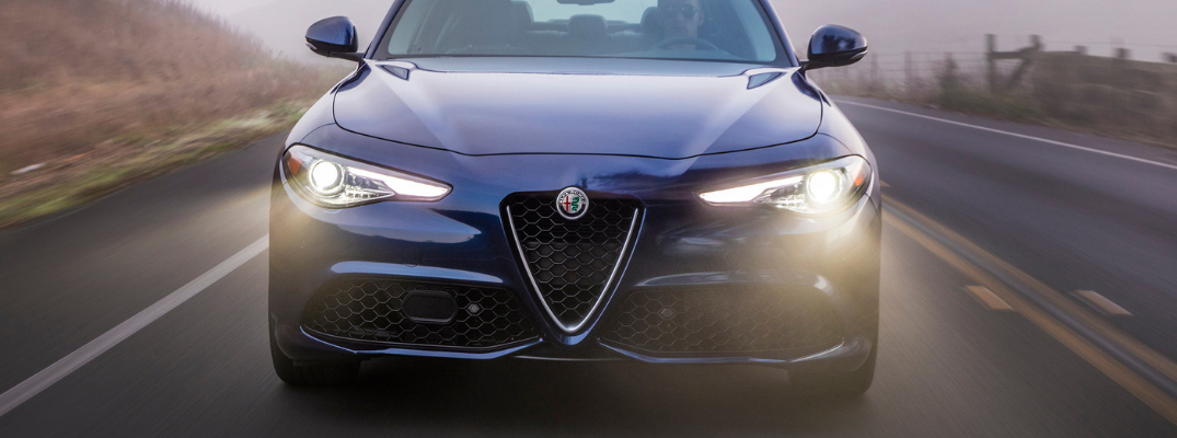 Which Alfa Romeo Vehicles Offer All-Wheel Drive?