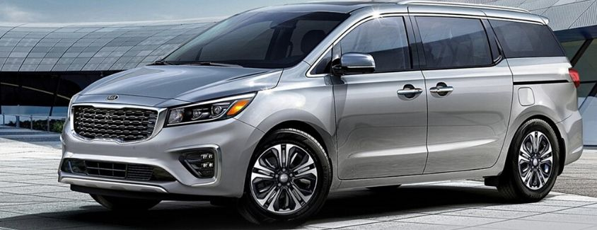 How Much Space is Available Inside the 2020 Kia Sedona?