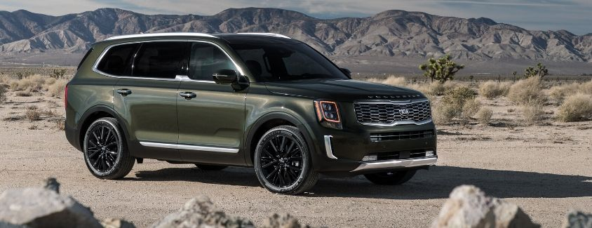 How Did the 2020 Kia Telluride Earn the Edmunds Top Rated SUV Award for 2020?