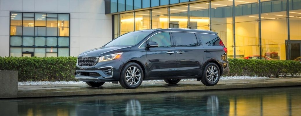 What Level of Performance Output is Offered by the 2021 Kia Sedona?