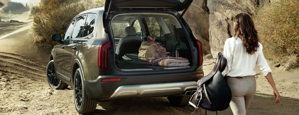 How Spacious and Comfortable is the Interior of the 2021 Kia Telluride?