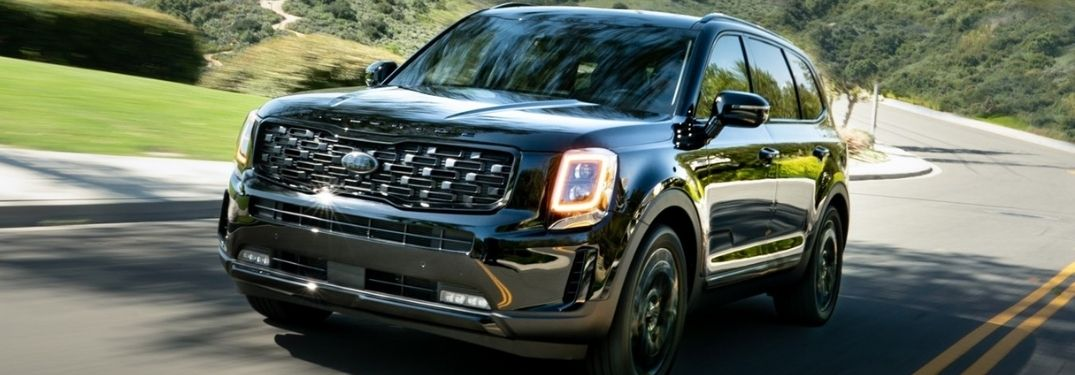 How Many Paint Colors Are Available for the 2021 Kia Telluride?