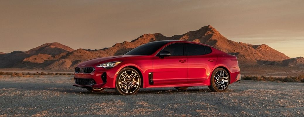 How Does the 2022 Kia Stinger Fare in Terms of Safety?