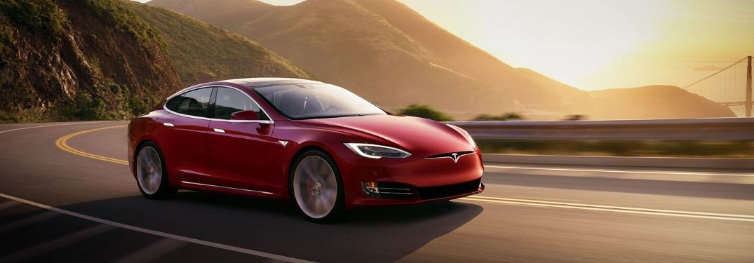 Which Tesla vehicles does Freeman Motor Company currently have on its lot?