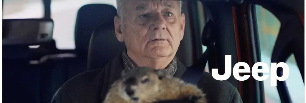 groundhog day commercial