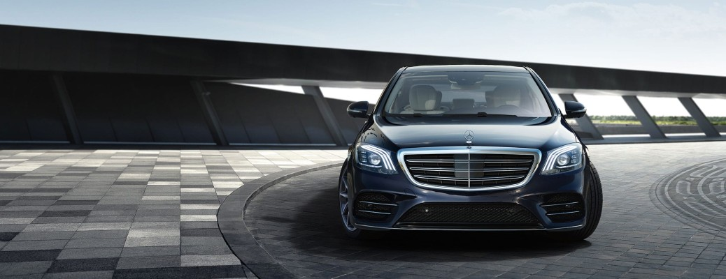 Learn all about Mercedes-Benz S-Class