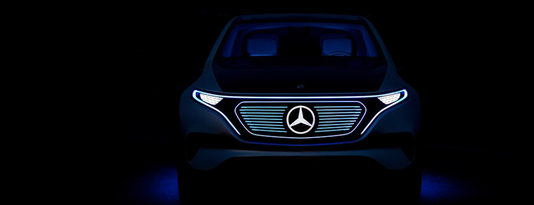 Mercedes-Benz introduces the EQ Class