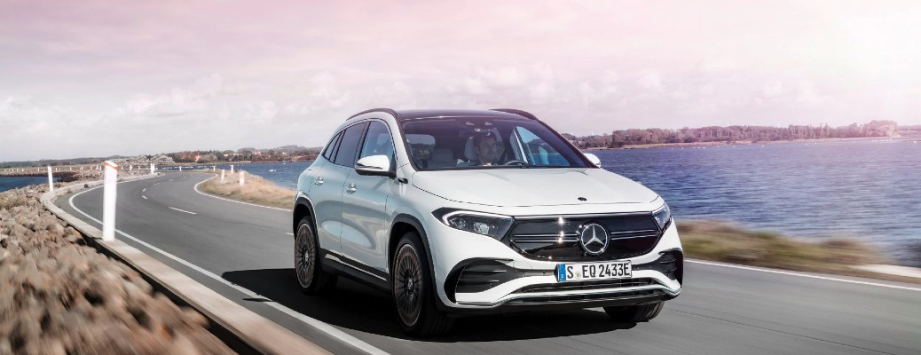 Mercedes-Benz introduces the EQA