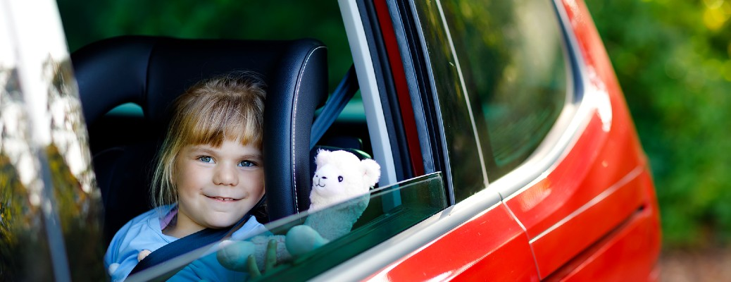Here are some safety tips for when you drive with children