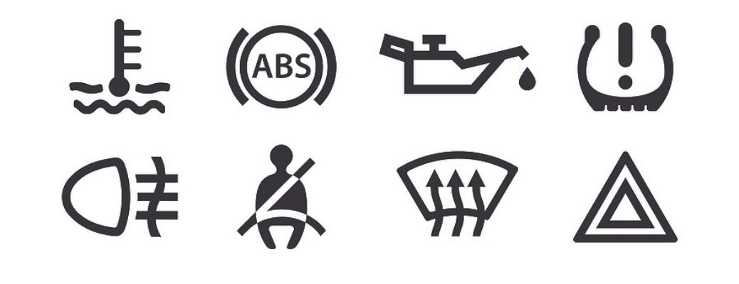 Most Common Dashboard Warning Lights