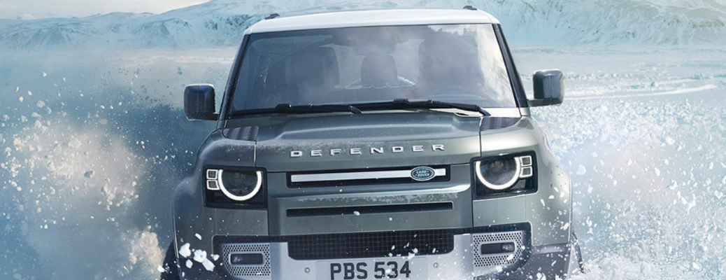 A Look at Land Rover Defender