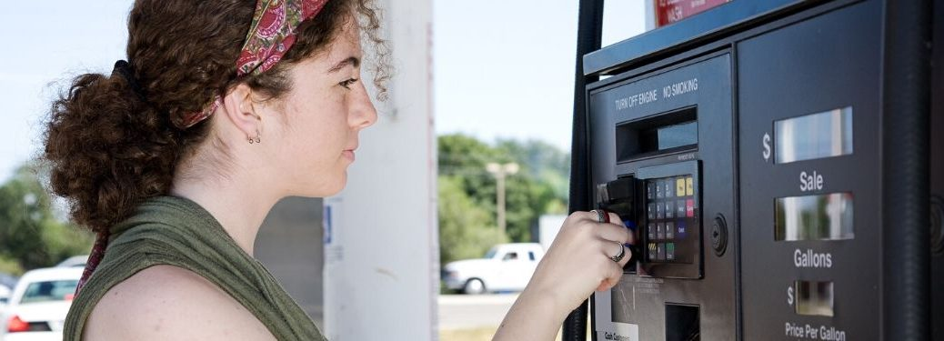 Gas Pump Card Reader