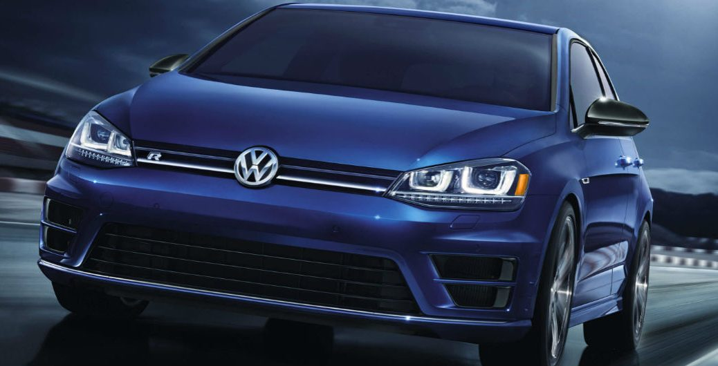 2015 VW Golf R Power and Performance Features at Vic Bailey Volkswagen-Spartanburg SC