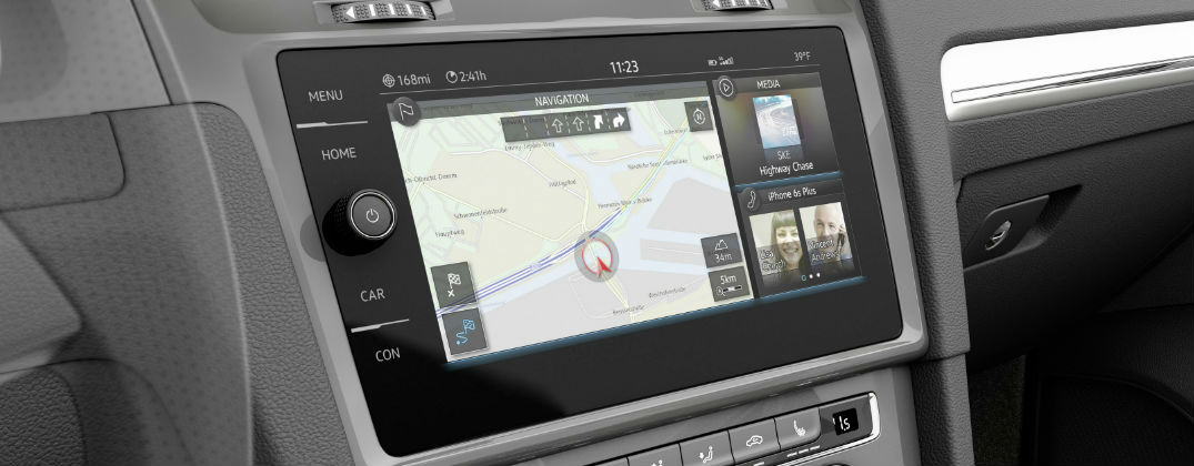 Customization is a Key Characteristic of New Volkswagen Gesture Control Technology