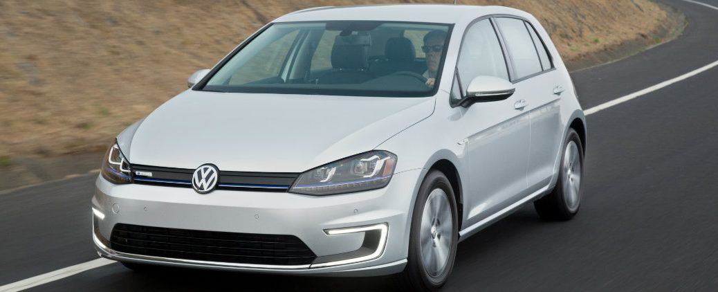 Volkswagen E-Golf Electric Performance