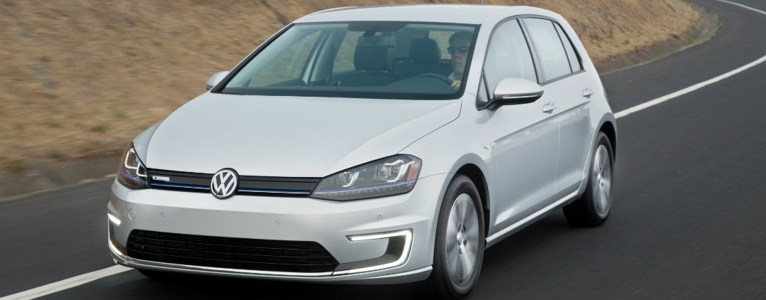 Volkswagen E-Golf Named 2016 Best Compact by AAA Green Car Guide