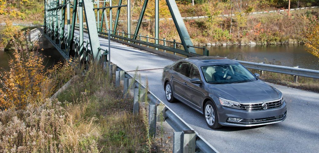 Safety features for the 2016 Passat
