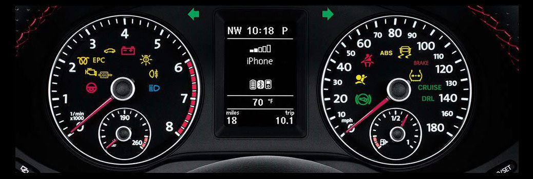 What do all the VW dashboard warning lights mean?